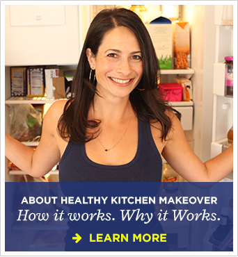 About Healthy Kitchen Makeover
