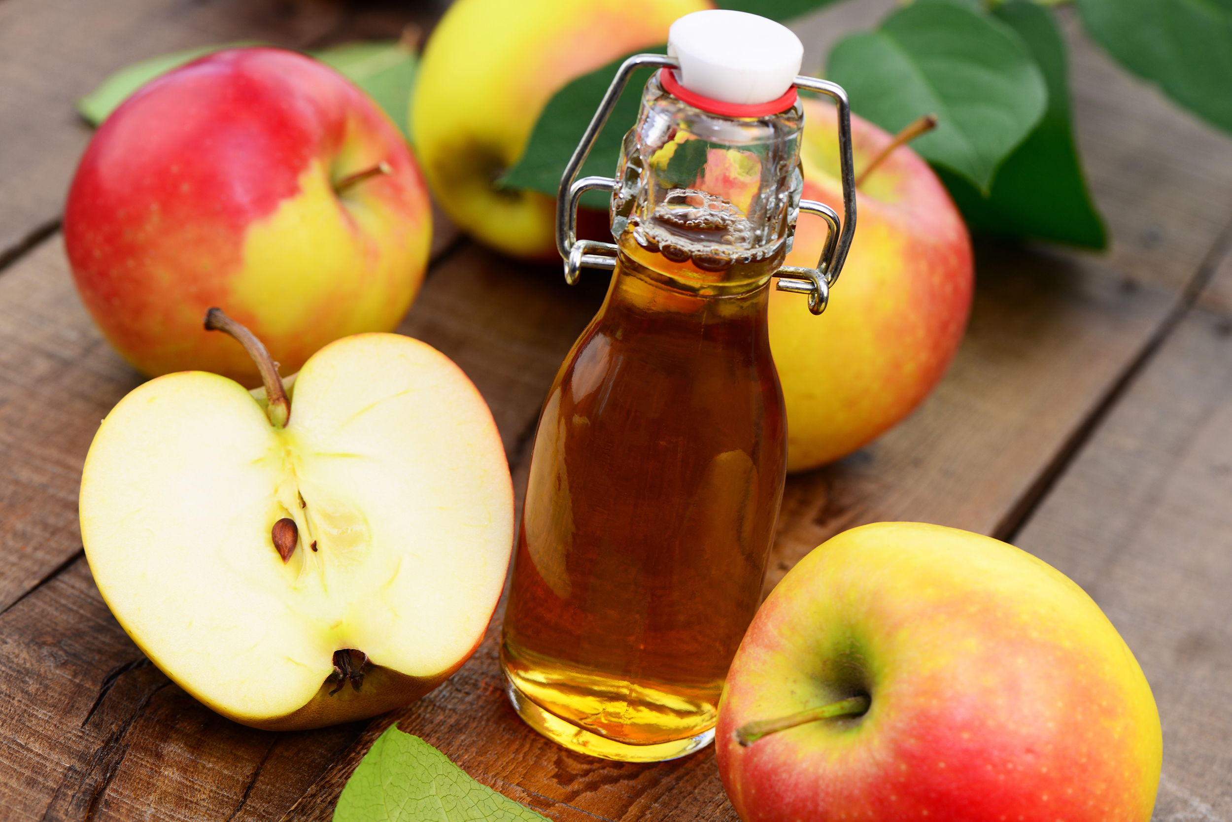 The Life-Changing Magic of Apple Cider Vinegar